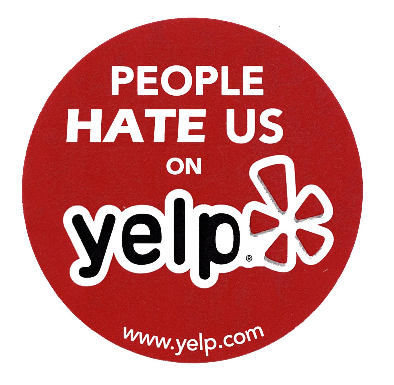 Yelp - Yelp Bad Reviews