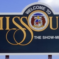 welcome to Missouri the show-me state highway welcome sign